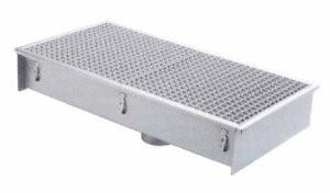 Model 660 afvoerput voor beton, tegel en epoxy vloeren